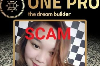 One Pro International CEO legit or scam