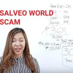 Salveo World Technowise 360 SCam