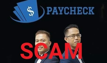 Paycheck AB Online Advertising Founders