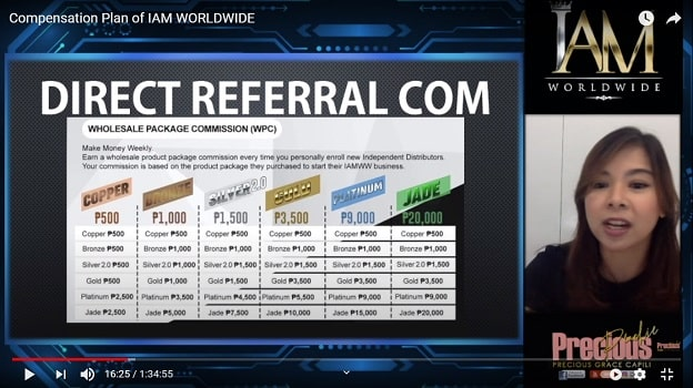 Direct Commission at at IAM Worldwide